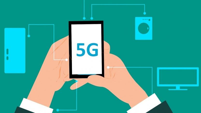 5G ist dem Verfassungsschützer zufolge eine Gefahr für die Sicherheit.