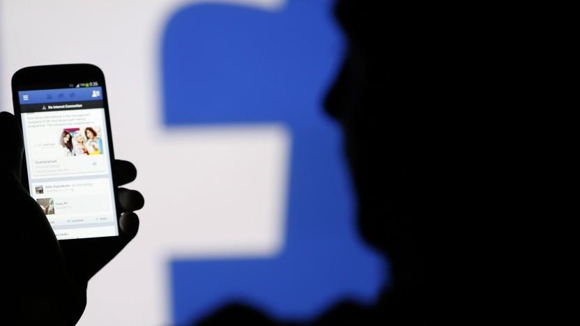 Von der App zu Facebook: Bei Facebook landen Daten aus Tausenden Anwendungen.