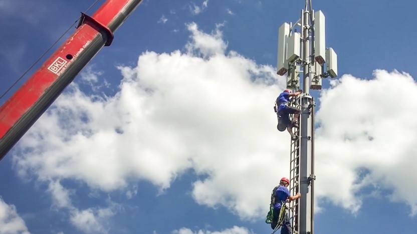 5G-Netz in Berlin