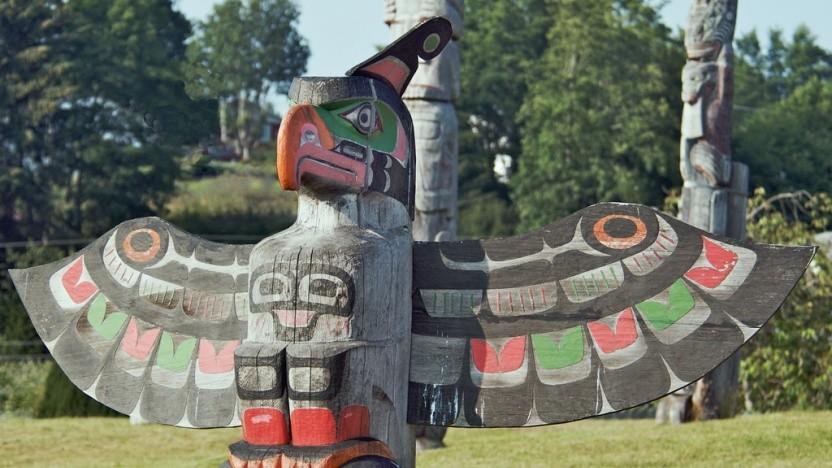 Der Thunderbird ist ein Wesen der Mythologie Nordamerikas.