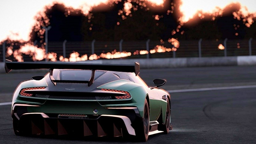 Artwork von Project Cars 2