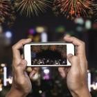 Vodafone: Weniger Telefonie in der Silvesternacht