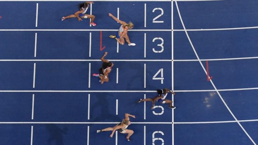 Sprinten bis zum Ziel ist Teil des agilen Arbeitens.