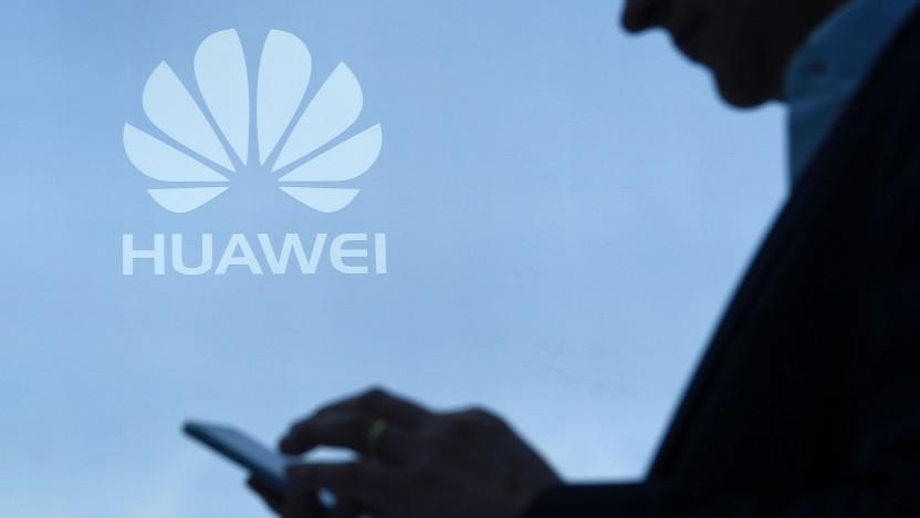 Huawei mag es nicht, wenn die Twitter-Nachricht vom falschen Smartphone kommt.
