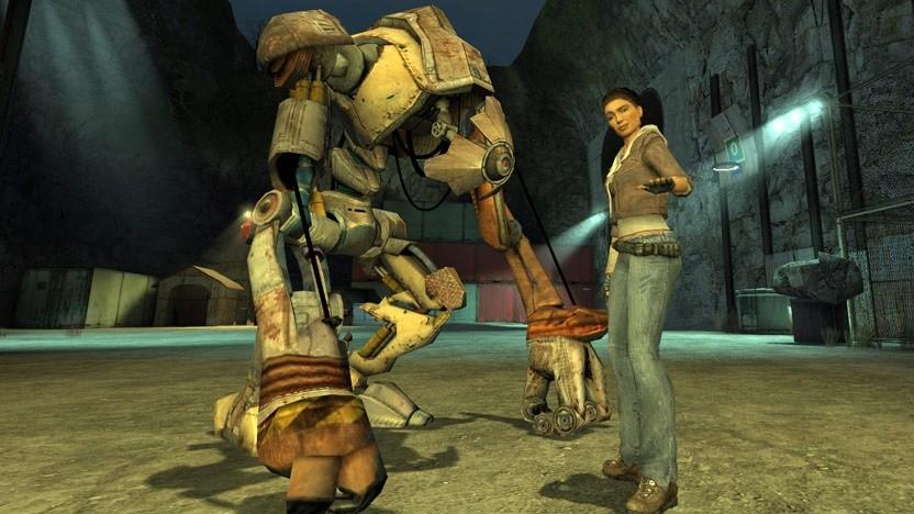 Artwork aus Half-Life 2