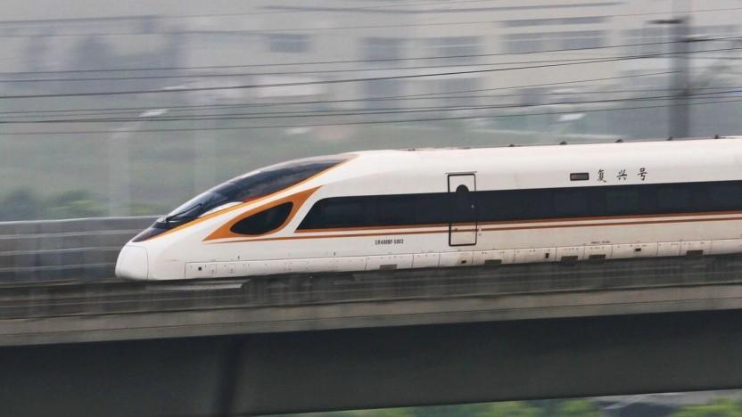 Fuxing-Hochgeschwindigkeitszug: vollständig in China entwickelt