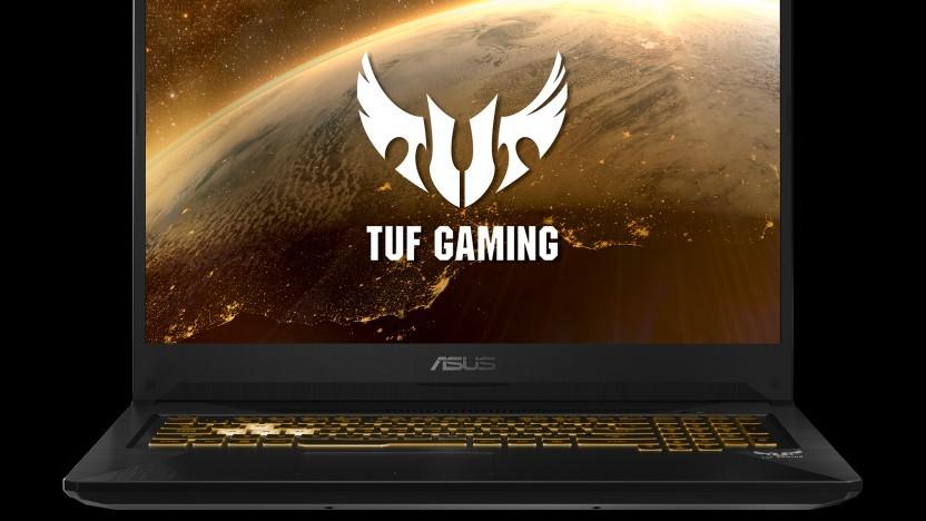Das neue TUF Gaming FX705DY