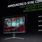 Gaming-Displays: Nvidia öffnet sich für Adaptive Sync