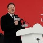 Elektromobilität: Erster Spatenstich für Teslas Fabrik in China