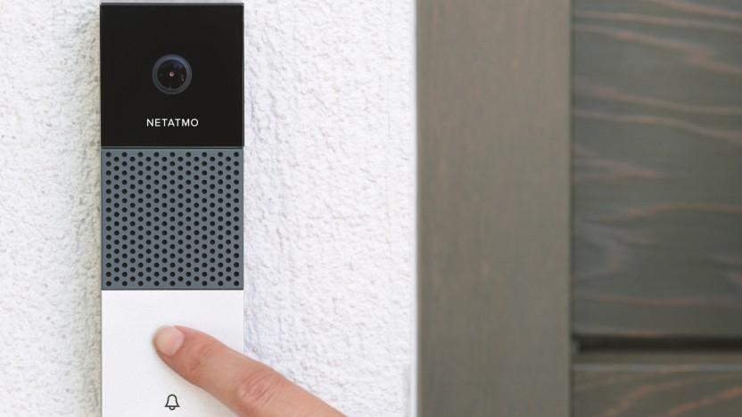 Intelligente Videotürklingel