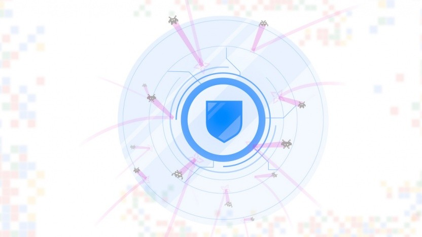 Google Recaptcha soll vor Bots schützen.