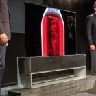 Signature OLED TV R: LG präsentiert ausrollbaren Fernseher