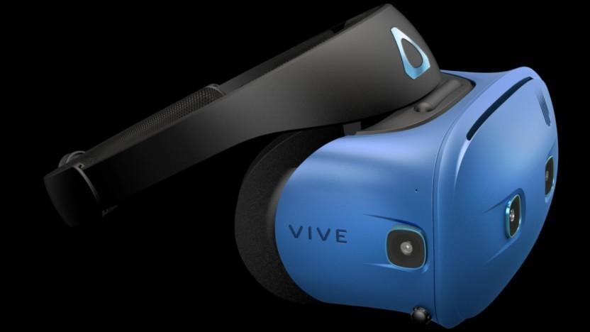 Artwork des HTC Vive Cosmos