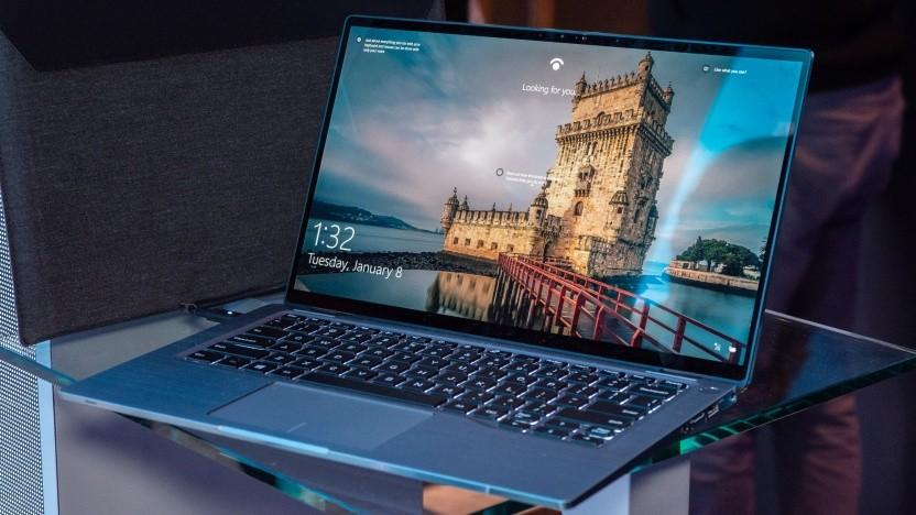 Das Latitude 7400 von Dell
