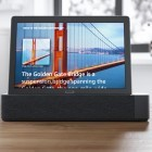 Smart Tab: Lenovo zeigt Mischung aus Android-Tablet und Echo Show