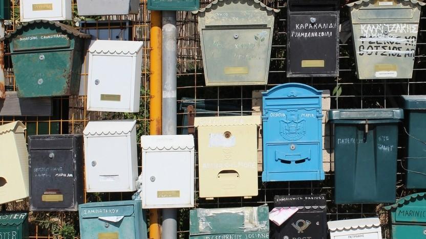 Die Post weiß, mit welchen Parteien die Personen hinter den Briefkästen sympathisieren.