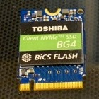 BG4: Toshiba packt 1 TByte in daumengroße SSD