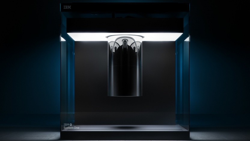 IBMs Q System One