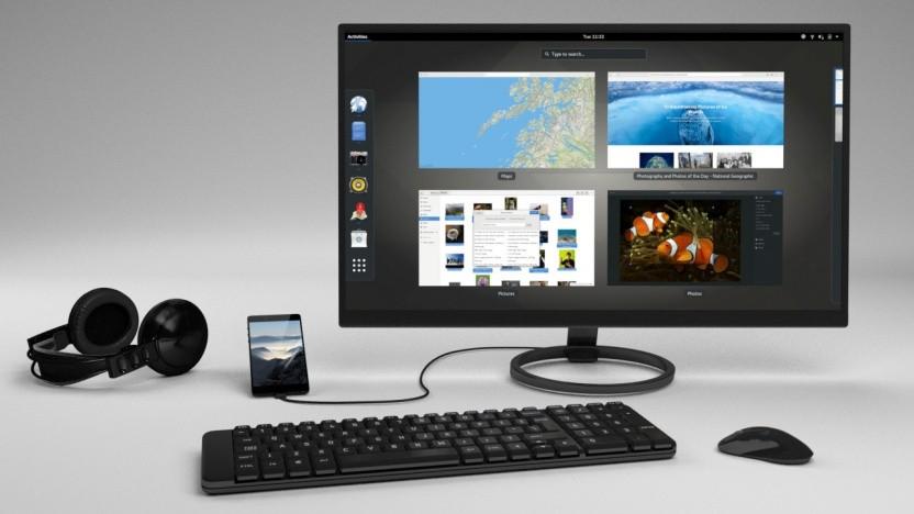Das Librem 5 soll eine handelsübliche Linux-Distribution verwenden, kein Android.