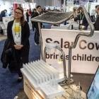 Solar Cow angesehen: Elektrische Kuh gibt Strom statt Milch