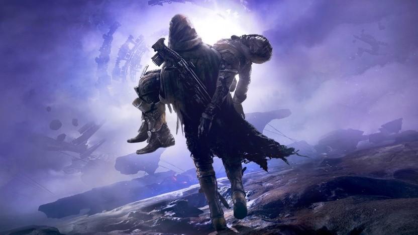 Artwork der Erweiterung Destiny 2 - Forsaken