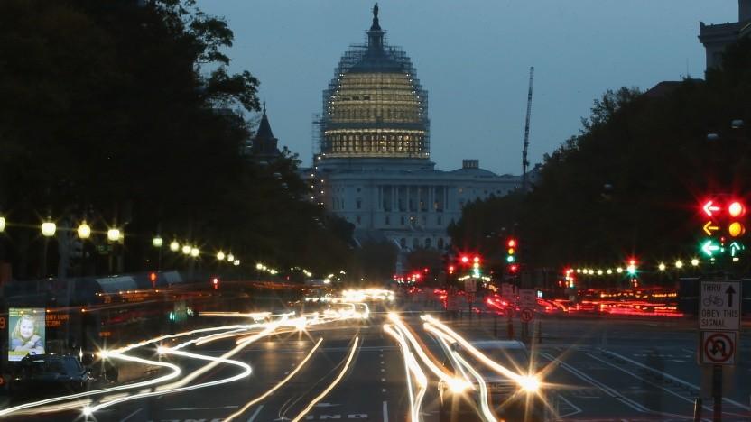 Der von der Politik in Washington ausgelöste Shutdown wird für die Technikbranche zum Problem.