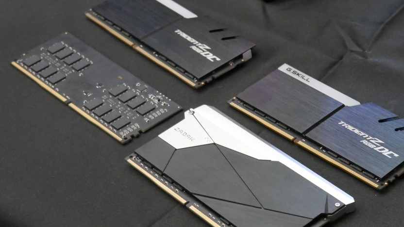 Mehrere 32-GByte-DIMMs