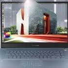 Studiobook S W700: Asus zeigt Workstation-Laptop mit Nummernblock im Touchpad