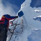 Hochries: Massiver Schneefall lässt Mobilfunkstationen vereisen
