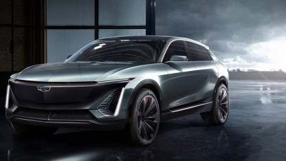 Cadillac wird elektrisch.