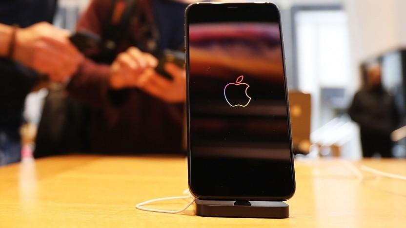 Lange liefen Apples iPhones mit Qualcomms Modem-Chips.