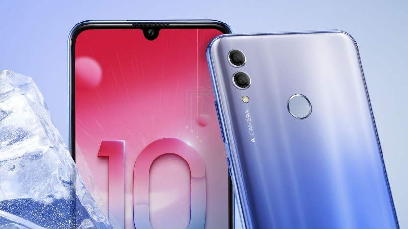 Das Honor 10 Lite