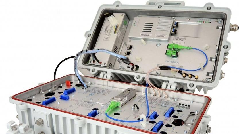 Distributed CCAP Nodes für höhere Datenraten im HFC-Netz