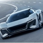 Gegen Tesla Roadster 2: Audi baut E-Supersportwagen PB 18 E-Tron