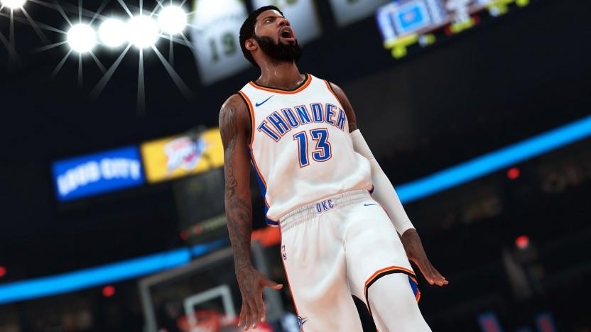 Artwork aus NBA 2K19