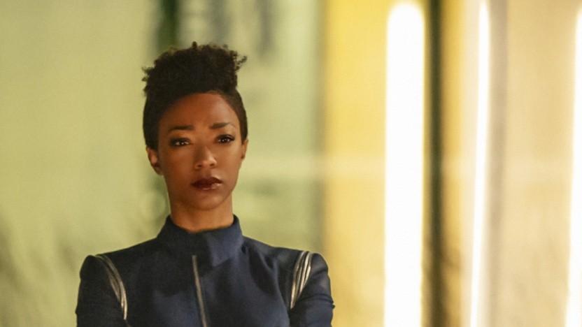 Auch wir waren vor dem Start der zweiten Staffel von Star Trek: Discovery skeptisch - unser Fazit fällt aber positiver als Michael Burnhams Gesichtsausdruck aus.