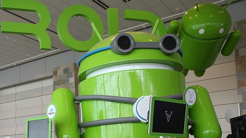 Android modernisiert sich. (Symbolbild)