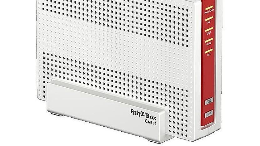 Eine Fritzbox für das Kabelnetz