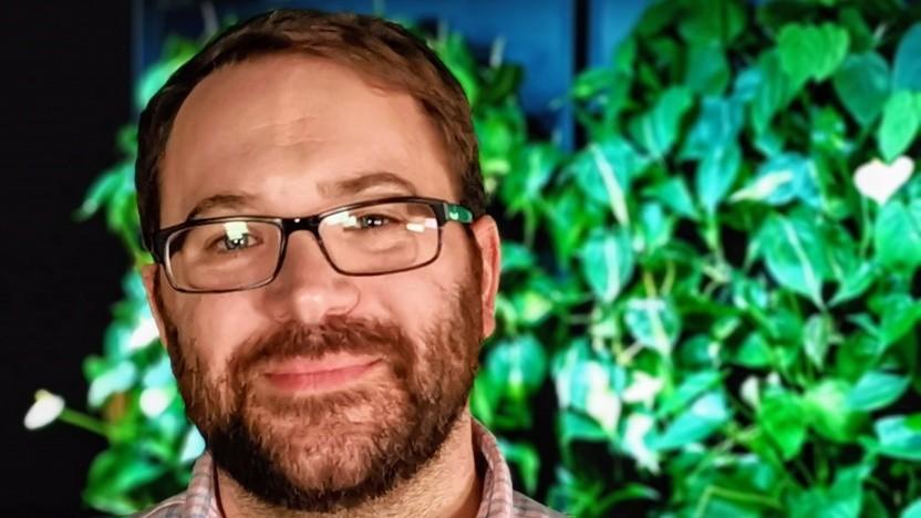 Cal Henderson, Mitgründer von Slack, im Gespräch mit Golem.de