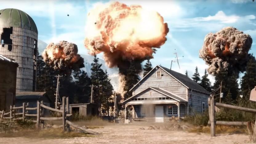 Far Cry New Dawn spielt in der Postapokalypse.