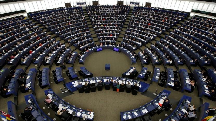 Das Europaparlament wird im Mai neu gewählt.