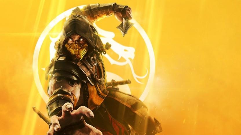 Artwork von Mortal Kombat 11