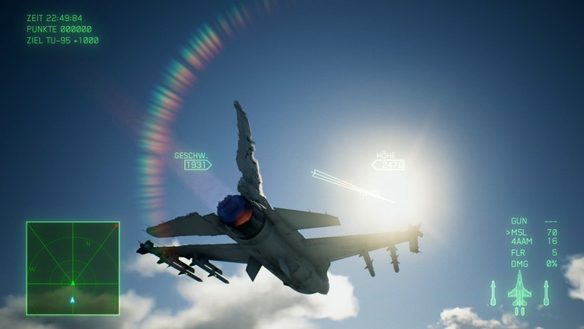 Flugzeug in Ace Combat 7 - Skies Unknown