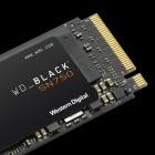 WD Black SN750: Leicht optimierte NVMe-SSD mit 2 TByte