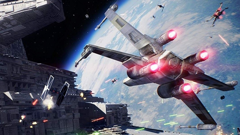 Artwork von Star Wars Battlefront 2