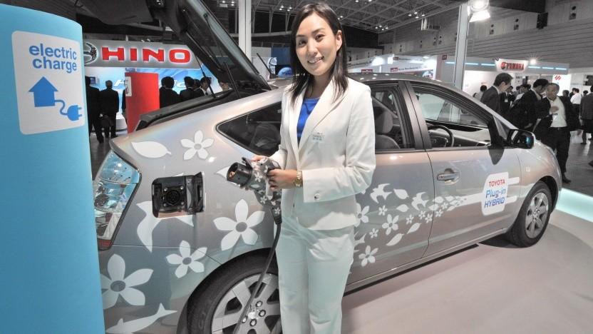 Hybridauto Toyota Prius: Rückstand gegenüber VW und chinesischen Herstellern