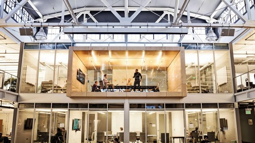 Büros von Atlassian