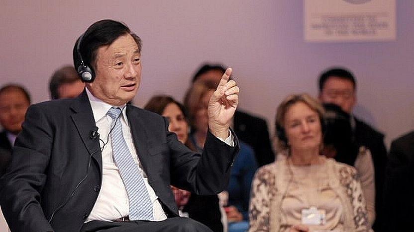 Huawei-Firmengründer Ren Zhengfei