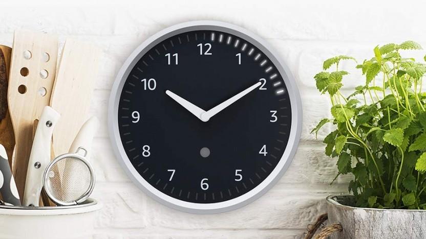 Echo Wall Clock wurde erstmal vom Markt genommen.