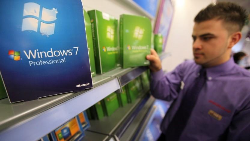Die meisten Windows-7-Programme sollen beim Umstieg auf Windows 10 gut funktionieren. (Symbolbild)